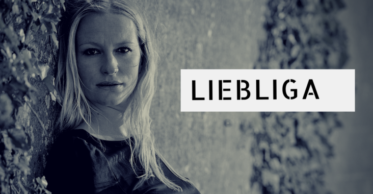 LiebLiga logo songwriting singer original music
