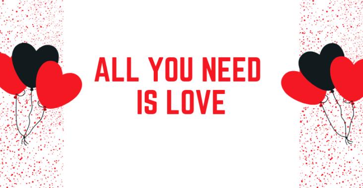 all you need is love john lennon the beatles