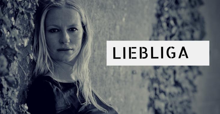 LiebLiga logo songwriting singer original music