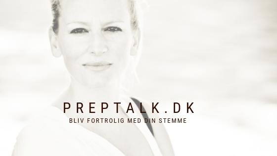 preptalk stemmekonsulent coach terapeut krop vejrtrækning åndedræt